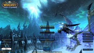 Login Screen - Wrath Of The Lich King Music