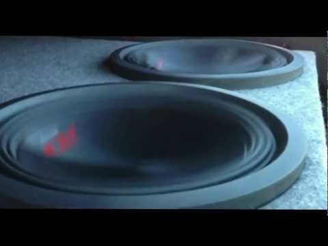 Subwoofer mp3 bass hits low 2012
