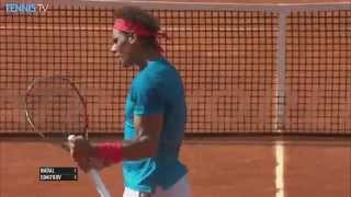 2015 Mutua Madrid Open - ATP Quarter Finals : Nadal Murray Berdych Nishikori