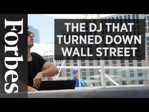3LAU: The DJ That Turned Down Wall Street | Forbes