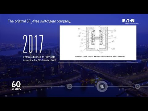 Eaton - Ahead of Its Time Developing SF6-Free Switchgear