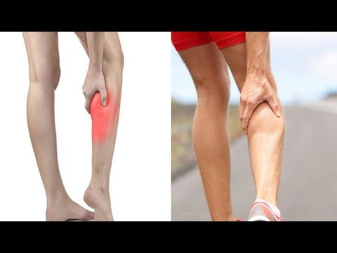 This Is Why Your Legs Cramp at Night and How to Stop It from Happening!