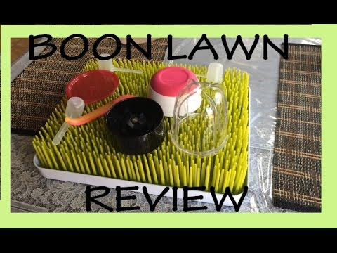 The Boon Lawn Countertop Drying Rack Review Youtube