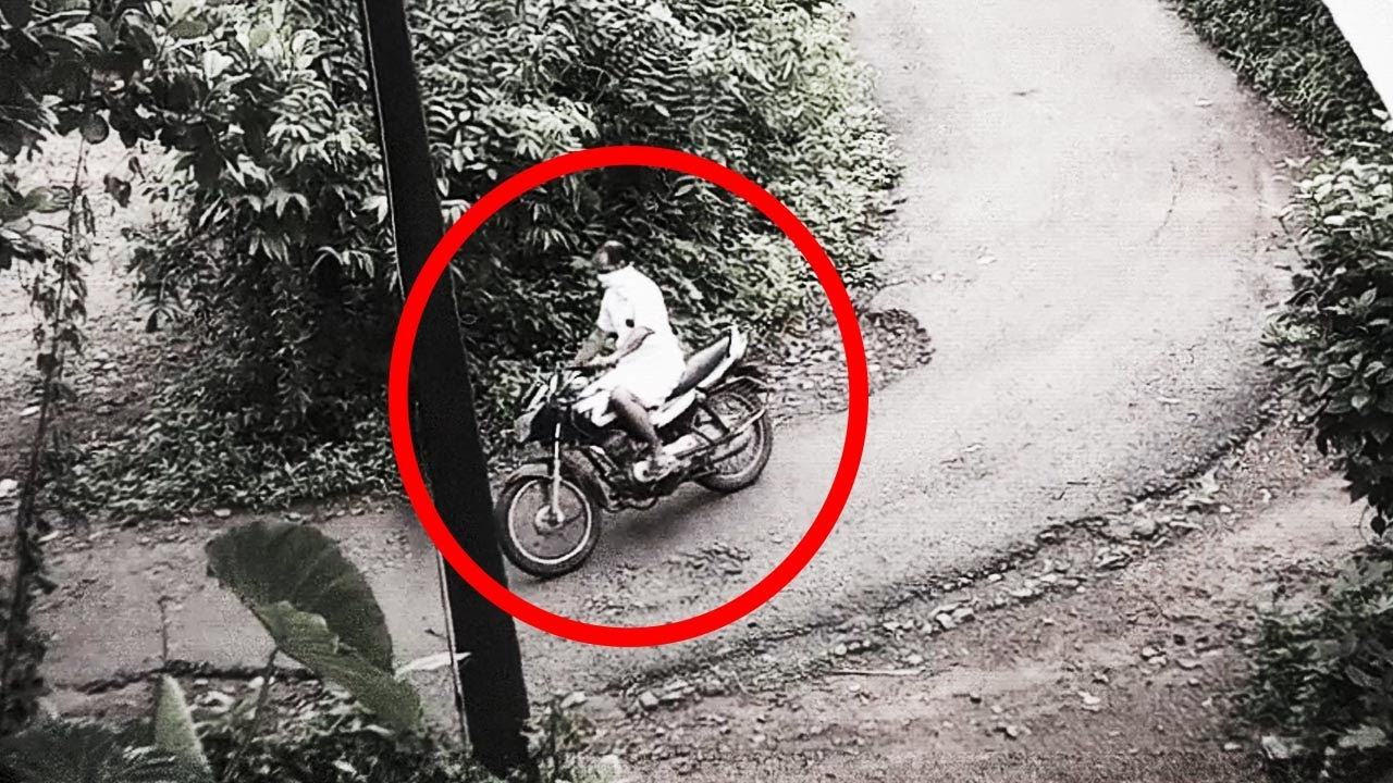 Scariest Ghost Sightings Caught on Camera!! Recent Ghost Paranormal Tape