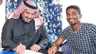 فهد الهريفي  زعلان بعد توقيع عوض خميس لنادي الهلال
