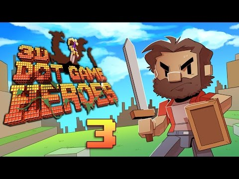 3D Dot Game Heroes | Let's Play Ep. 3: It's a Secret to Everybody | Super Beard Bros.