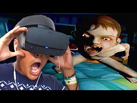 FACING MY FEARS IN VIRTUAL REALITY