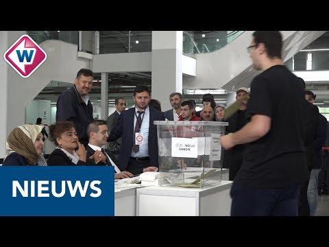 Turkse Nederlanders naar de stembus in Den Haag - OMROEP WEST