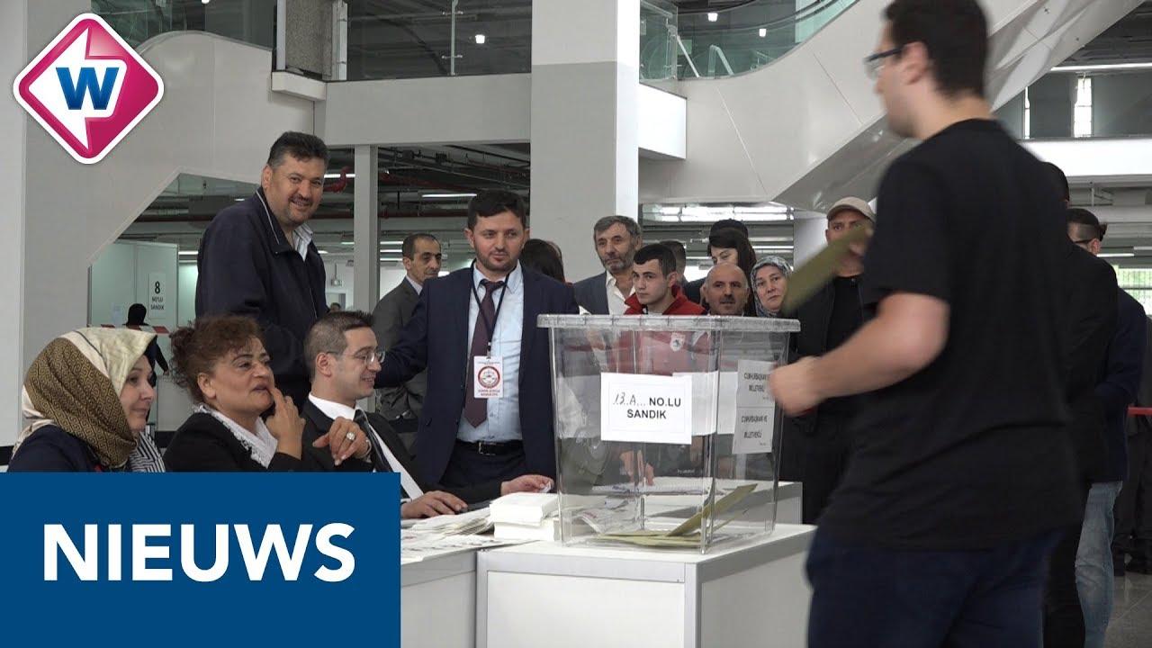 Turkse nederlanders naar de stembus in den haag omroep for Turkse reisbureau den haag