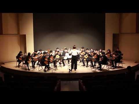 Jesu, Joy of Man's Desiring BWV 147 - J.S.Bach   Arr.문지현42 (Konkuk Univ. Classical Guitar Club MUSE)