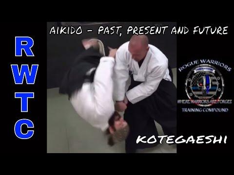 AIKIDO - Kotegaeshi that works!