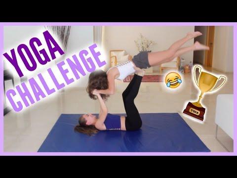 אתגר היוגה - עם ענבר-  the yoga challenge