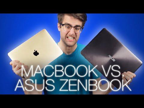 Is the new Macbook Worth It? Ft. ASUS Zenbook UX305