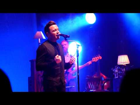 Shane Filan - What Makes A Man - 9th March 2014 - Waterfront Hall, Belfast