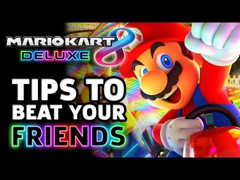 Things I Wish I Knew Before Starting Mario Kart 8 Deluxe