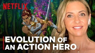 Sarah Michelle Gellar's Evolution as an Action Hero | Netflix Geeked