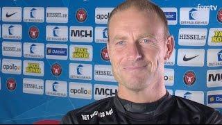Tilfreds Thorup runder Horsens-kampen af