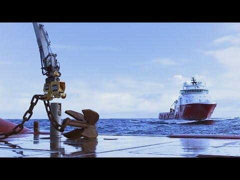 Best på hav - den maritime industrien