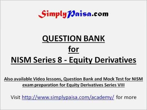 Material study nism derivatives pdf equity