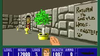 Woof3D (Return to Castle Woofenstein) Gameplay