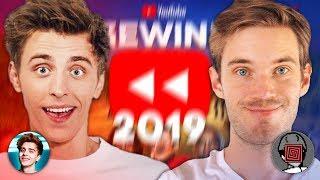 Влад А4 и Пьюдипай появятся в YouTube Rewind 2019 / Ютуб Ревайнд