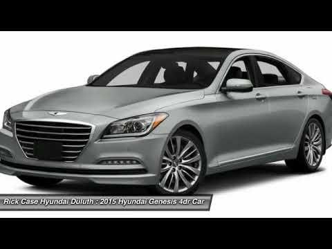 2015 Hyundai Genesis Y036045 Youtube