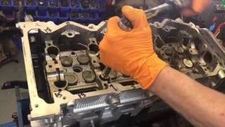 How to Torque and Angle Cylinder Head