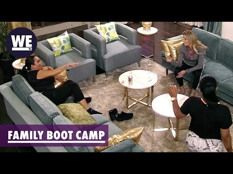 Amber Wants a Fight! | Marriage Boot Camp: Family Edition | WE tv
