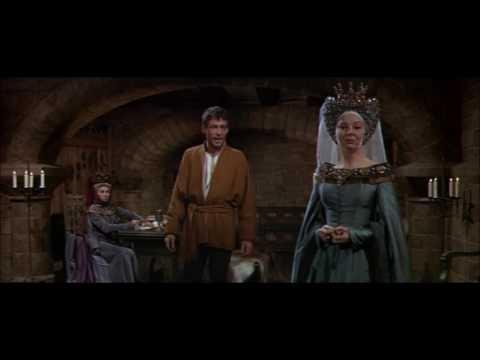 Peter O'Toole as King Henry II