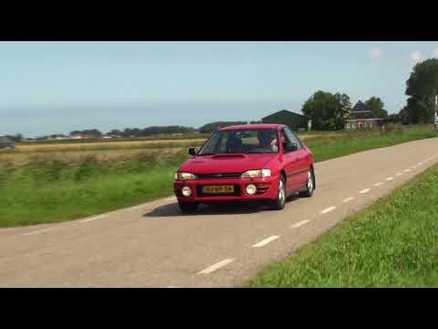 Subaru Impreza GTT/WRX straight pipe sound