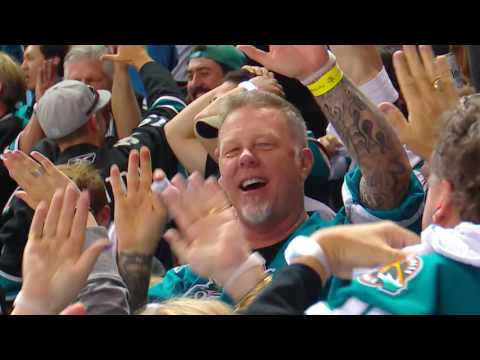 NHL Morning Catch-up: History made in San Jose