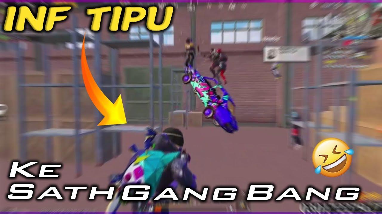InfTipuYT Ka Saat Gang Bang And See His Reaction   Stream