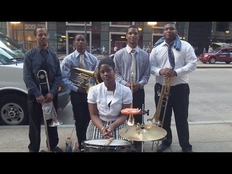 The Chicago Shout Band (July 10, 2016)