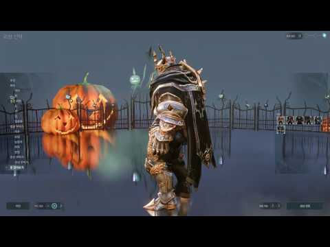 Archeage Warborn male costumes
