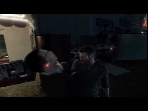Splinter Cell: Conviction UK Silent Hand to Hand Gameplay HD