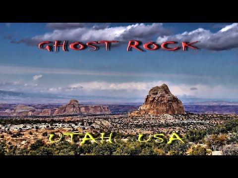 Ghost Rock // Utah USA // Oktober 2017 //  US Interstate 70