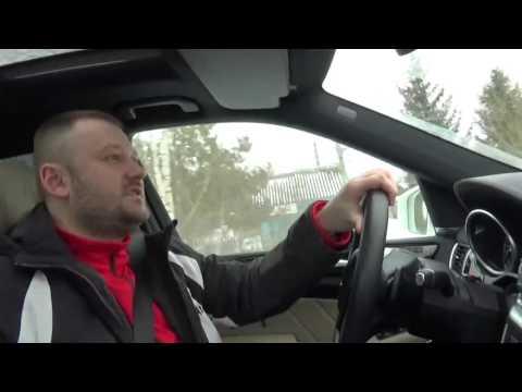 Mercedes GL 350 Diesel 2016 тест драйв на лабутенах нах