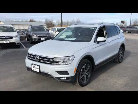 2019 Volkswagen Tiguan SEL For Sale Columbus Ohio