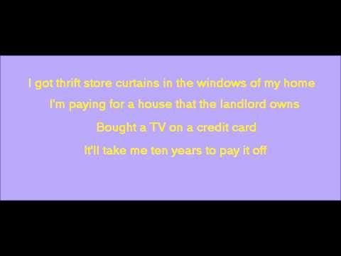 Lemon Drop - Pistol Annies (Lyrics On Screen)