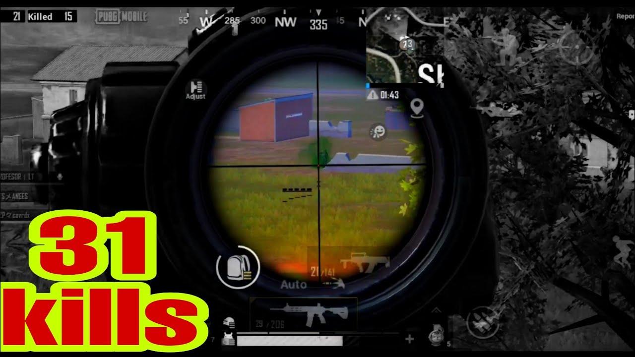 Erangle 2.0 Full Destruction 31kills Ace Tier| Kts Anees |