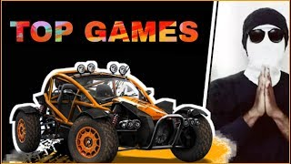 சிறந்த Car Games for Android 2018 | Table Top Racing