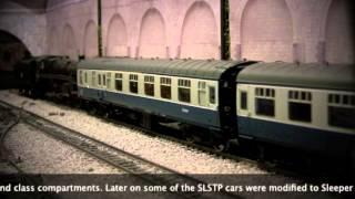 oorail.com | British Rail Mark 1 Sleepers - OO Gauge Model Railway