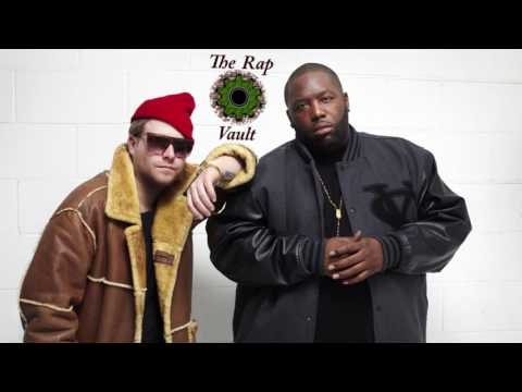 Danger Mouse ft Run The Jewels & Big Boi - Chase Me