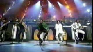 The Jacksons: The Love You Save (Live New York 2001).