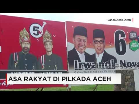 Asa Rakyat Di Pilkada Aceh