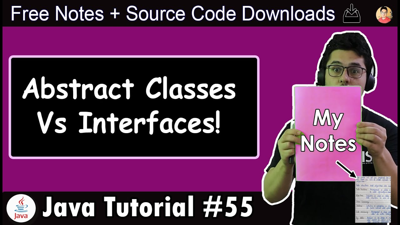 Java Tutorial: Abstract Classes Vs Interfaces