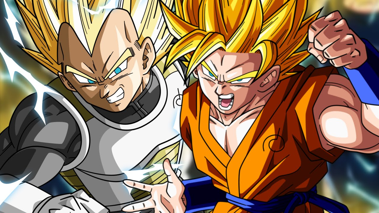 Epic Vegeta Quotes Wallpaper Did Goku And Vegeta Ever Master Super Saiyan 2 Youtube