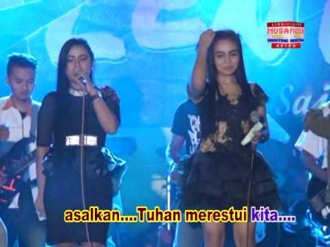 Dangdut Karaoke Talenta  Hitam duniamu putihnya cintaku Acha Kumala