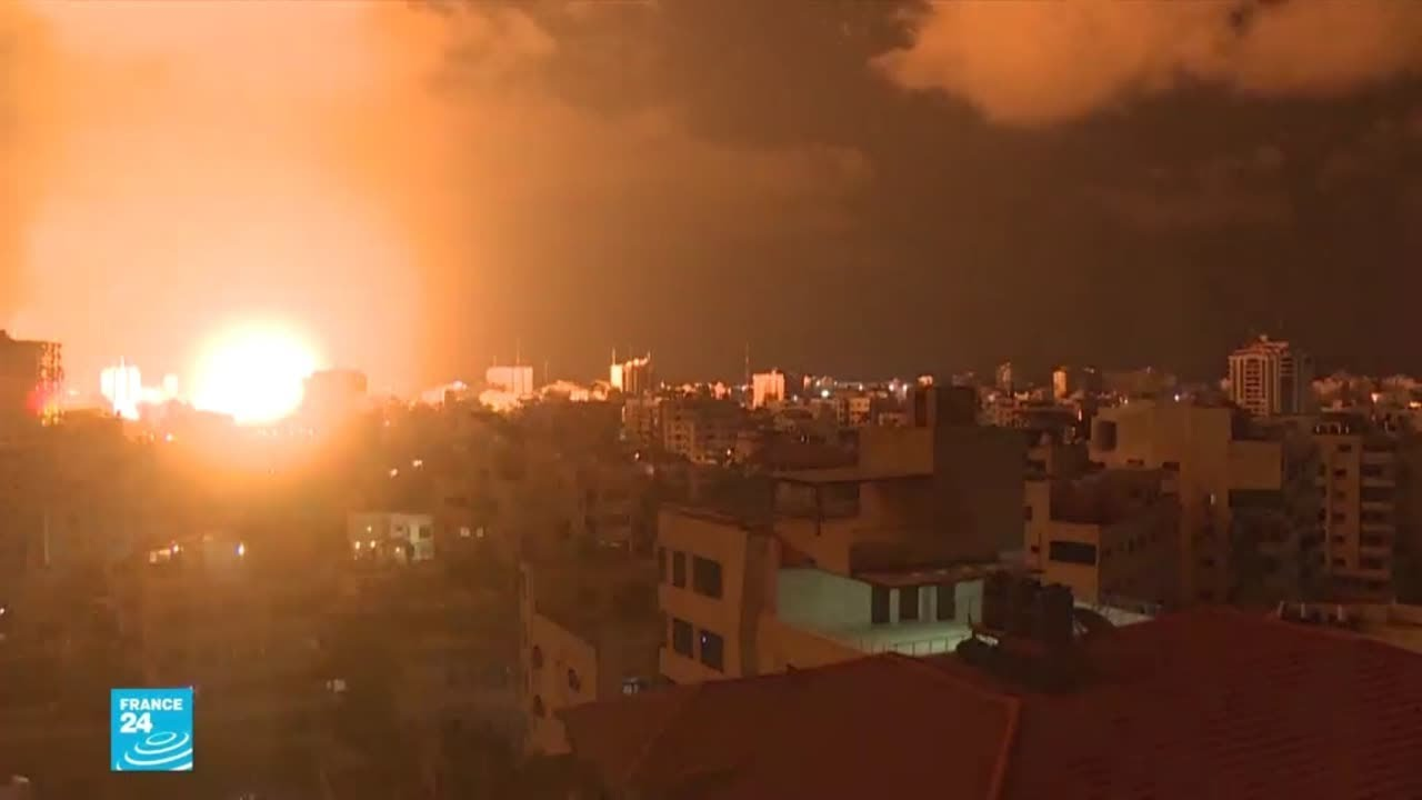 ليست شمس الشروق في عيد الفطر.. بل القصف الإسرائيلي على غزة !!  - نشر قبل 14 دقيقة