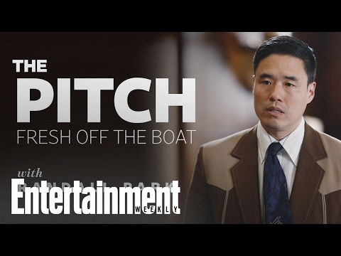 Randall Park pitches 'Fresh Off the Boat' to Kim Jong Un